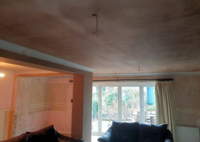 Plaster Coving - Example 201