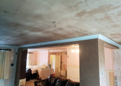 Plaster Coving - Example 202